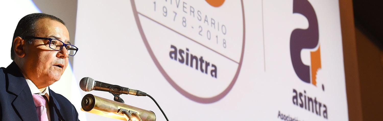 Asintra celebró su 40 aniversario