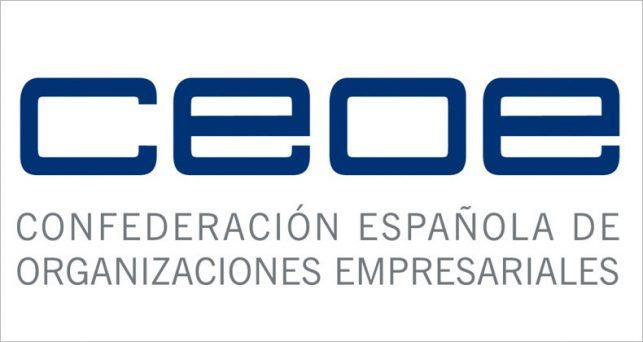 Comunicado CEOE que acredita la apertura de talleres.